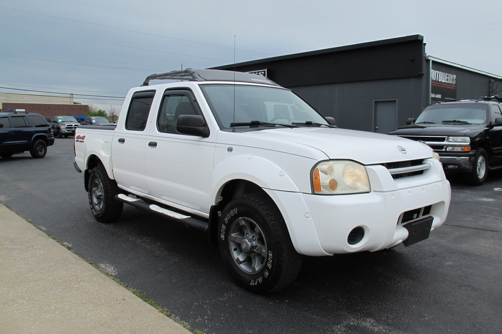 Nissan Bentonville Ar >> Autowerks of NWA | Used 2004 White Nissan Frontier For ...
