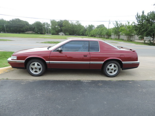 autowerks of nwa used 1992 carmine red cadillac eldorado for sale in bentonville ar 72712 used 1992 carmine red cadillac eldorado