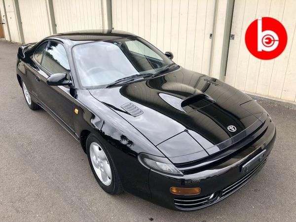 Boeki USA | Used 1992 Black Toyota Celica GT-Four For Sale