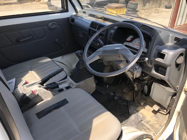 Boeki USA | Used 1992 White Mitsubishi Minicab TD For Sale